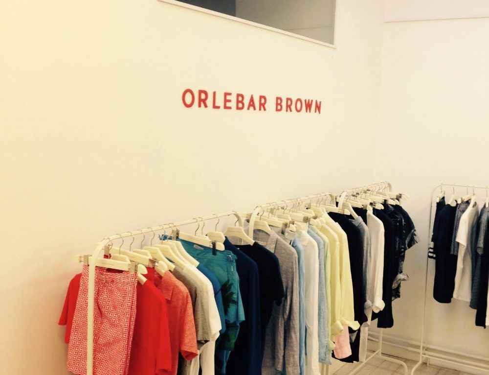 SHOW-ROOM / Orlebar Brown – January 22nd, 2015
